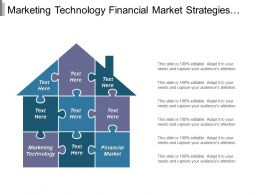 Marketing Technology Financial Market Strategies Cloud Hosting Technology Analysis Cpb