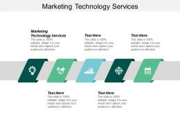 Marketing Technology Services Ppt Powerpoint Presentation Icon Slide Portrait Cpb