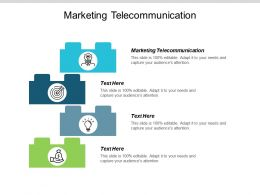 Marketing Telecommunication Ppt Powerpoint Presentation Summary Demonstration Cpb
