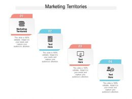 Marketing Territories Ppt Powerpoint Presentation Inspiration Maker Cpb