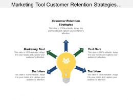 Marketing Tool Customer Retention Strategies Commerce Platform Development Cpb