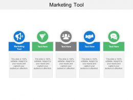 Marketing Tool Ppt Powerpoint Presentation File Information Cpb