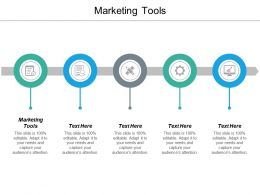 Marketing Tools Ppt Powerpoint Presentation Icon Example Cpb