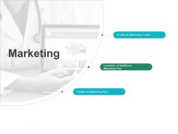 Marketing Trends Ppt Powerpoint Presentation Slides Summary