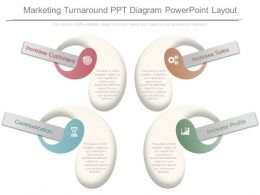 Marketing Turnaround Ppt Diagram Powerpoint Layout