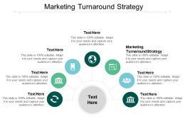 Marketing Turnaround Strategy Ppt Powerpoint Presentation Styles Portfolio Cpb