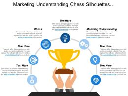 Marketing Understanding Chess Silhouettes Technology Development Investment Opportunities