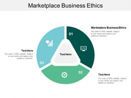 Marketplace Business Ethics Ppt Powerpoint Presentation Portfolio Microsoft Cpb