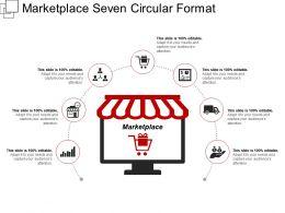 Marketplace Seven Circular Format