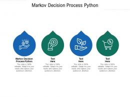 Markov Decision Process Python Ppt Powerpoint Presentation Portfolio Graphics Cpb