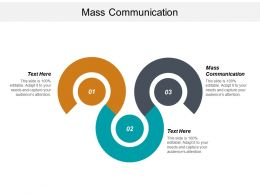 Mass Communication Ppt Powerpoint Presentation Gallery Picture Cpb