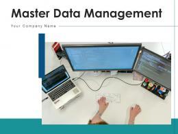Master Data Management Business Analyst Formulating Flowchart Analysis Architecture