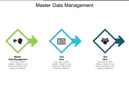 Master Data Management Ppt Powerpoint Presentation File Slide Download Cpb