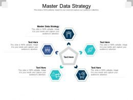 Master Data Strategy Ppt Powerpoint Presentation Layouts Aids Cpb
