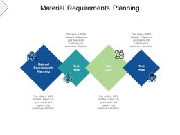 Material Requirements Planning Ppt Powerpoint Presentation Model Designs Cpb