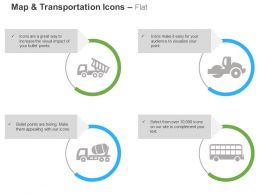 material_unload_truck_mixer_plant_bus_ppt_icons_graphics_Slide01