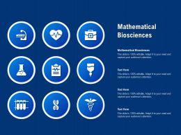 Mathematical Biosciences Ppt Powerpoint Presentation Portfolio Background Images