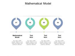 Mathematical Model Ppt Powerpoint Presentation Pictures Rules Cpb