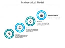 Mathematical Model Ppt Powerpoint Presentation Summary Clipart Cpb