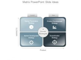 Matrix Powerpoint Slide Ideas