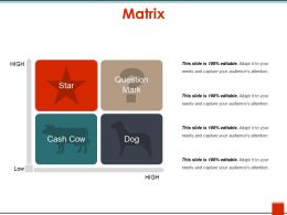 Matrix Ppt Sample Download