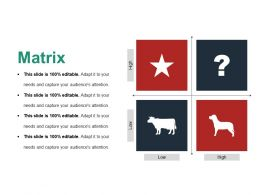 Matrix Ppt Sample Download Template 2