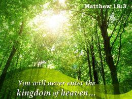 matthew_18_3_you_will_never_enter_the_kingdom_powerpoint_church_sermon_Slide01
