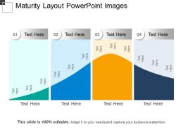 Maturity Layout Powerpoint Images
