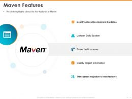 Maven Features Easier Migration Powerpoint Presentation Tips