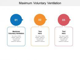 Maximum Voluntary Ventilation Ppt Powerpoint Presentation Model File Formats Cpb