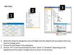 May 2013 Calendar PowerPoint Slides PPT templates