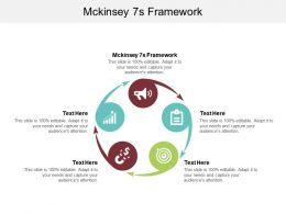 Mckinsey 7s Framework Ppt Powerpoint Presentation Model Graphics Tutorials Cpb