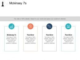 Mckinsey 7s Ppt Powerpoint Presentation Infographic Template Clipart Cpb