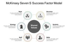 Mckinsey Seven S Success Factor Model
