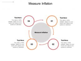 Measure Inflation Ppt Powerpoint Presentation Pictures Influencers Cpb