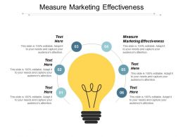 measure_marketing_effectiveness_ppt_powerpoint_presentation_model_background_image_cpb_Slide01