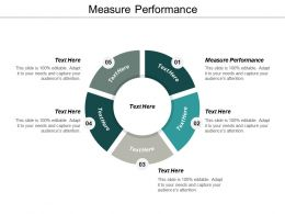 Measure Performance Ppt Powerpoint Presentation Layouts Samples Cpb