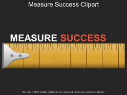 Measure Success Clipart