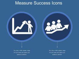 Measure Success Icons