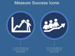 Measure Success Icons