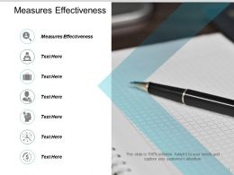 measures_effectiveness_ppt_powerpoint_presentation_infographic_template_summary_cpb_Slide01
