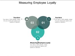 Measuring Employee Loyalty Ppt Powerpoint Presentation Portfolio Microsoft Cpb
