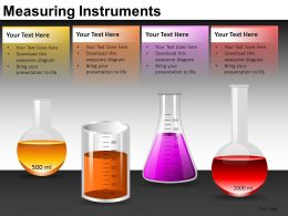 Measuring Instruments Powerpoint Presentation Slides DB