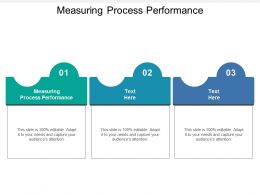 Measuring Process Performance Ppt Powerpoint Presentation Portfolio Deck Cpb