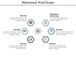 Mechanical Work Scope Ppt Powerpoint Presentation File Format Ideas Cpb
