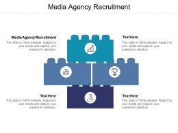Media Agency Recruitment Ppt Powerpoint Presentation Summary Graphics Template Cpb