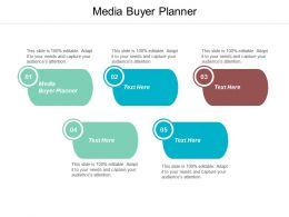 Media Buyer Plane Ppt Powerpoint Presentation Gallery Layouts Cpb