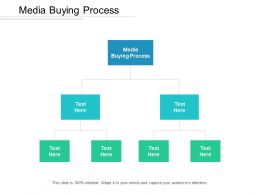 Media Buying Process Ppt Powerpoint Presentation Icon Ideas Cpb