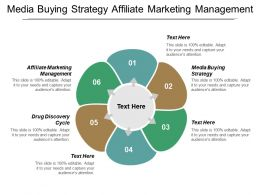 Media Buying Strategy Affiliate Marketing Management Drug Discovery Cycle Cpb