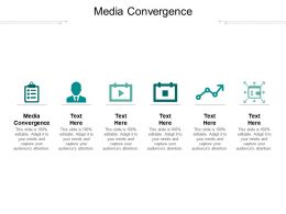 Media Convergence Ppt Powerpoint Presentation Gallery Designs Download Cpb